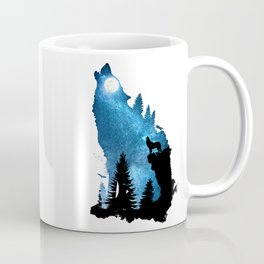 The Howling Wind Coffee Mug
