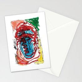 Buddah! head Stationery Cards