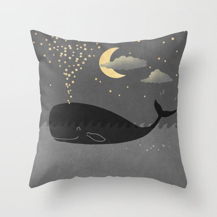 Starmaker - colour option Throw Pillow