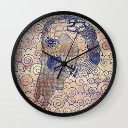 Ramtangle Wall Clock