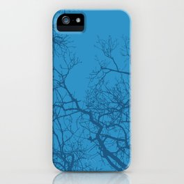 Trees 11 iPhone Case