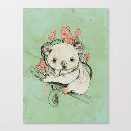 Koala! Canvas Print