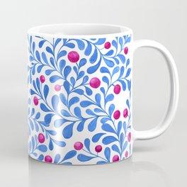Berry field pattern Coffee Mug