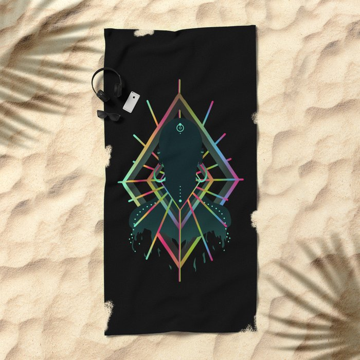 Entity Beach Towel