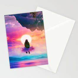 The Flying Nimbus Stationery Cards
