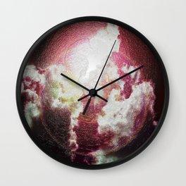 Master Bolt Wall Clock