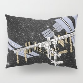 ISS- International Space Station Pillow Sham