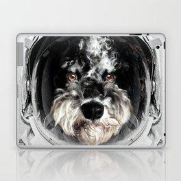Buster Astro Dog Laptop & iPad Skin