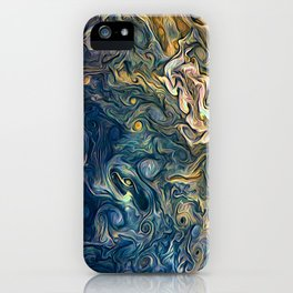 Exploring Jupiter iPhone Case
