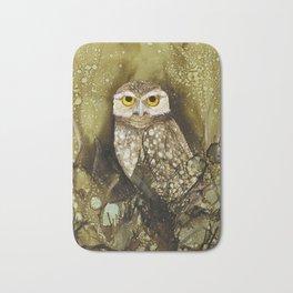 Burrowing Owl Bath Mat