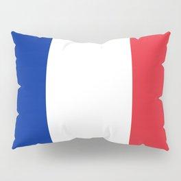 Flag of France, HQ image Pillow Sham