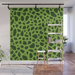 Cell Pattern Wall Mural