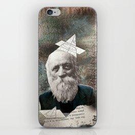 i phone jawn iPhone Skin