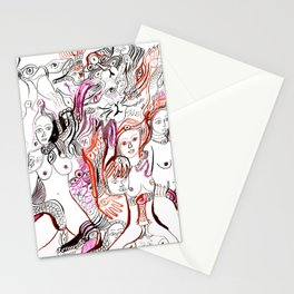 The Energy Workers Stationery Cards