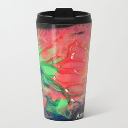 Heartbeat Metal Travel Mug