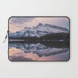 Mt Rundle Laptop Sleeve