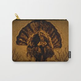 Turkey in The Straw DPPA150606 Carry-All Pouch