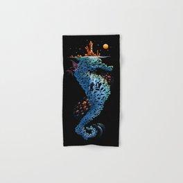 dream in blue Hand & Bath Towel