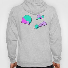 90's shapes Hoody