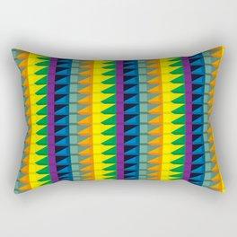 Dragon Pattern Rectangular Pillow