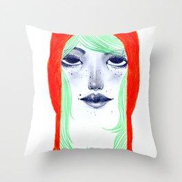 Arange Throw Pillow