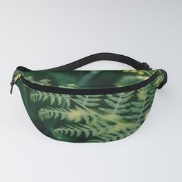 Fern in the light I Plant of the forest I Photography Fanny Pack