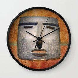 The forgotten face Wall Clock