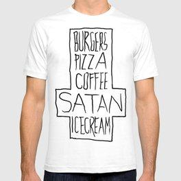 pizza & moar T-shirt