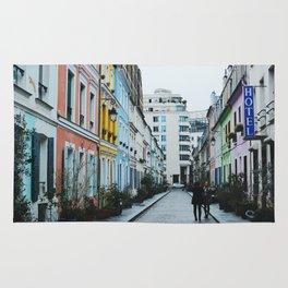 Rue Crémieux Photoshoot Rug