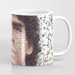 Homage to Maradona  Coffee Mug