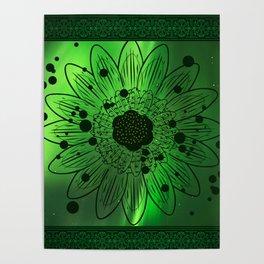 Flor de saturno !!! Poster