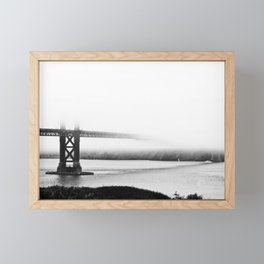 SAN FRANCISCO 1 Framed Mini Art Print