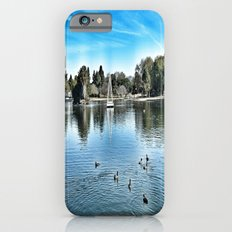 Day at the Lake Slim Case iPhone 6s