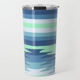MINT SURF GIRL Travel Mug
