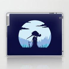 Grey Wolf Sif (Dark Souls) Laptop & iPad Skin