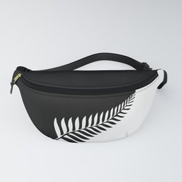 Silver Fern of New Zealand Fanny Pack