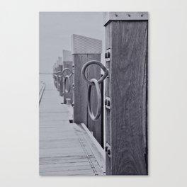 Geelong Pier Canvas Print