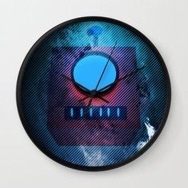 ROBOHEAD SYNTH Wall Clock