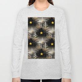 Starlit Forest Long Sleeve T-shirt