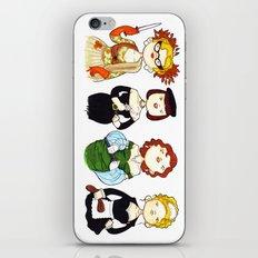Ladies of Clue iPhone & iPod Skin
