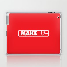 Make People Happy Laptop & iPad Skin