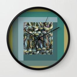 Knitter 6 Wall Clock