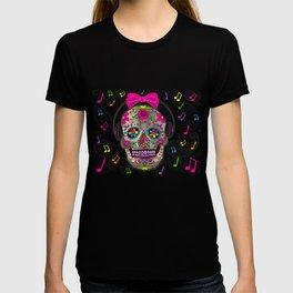 Sugar Skull Music T-shirt