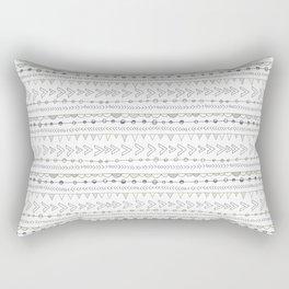 Winter Abstracts 13 Rectangular Pillow