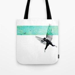 IkarianFall#2:ItWasSpring Tote Bag