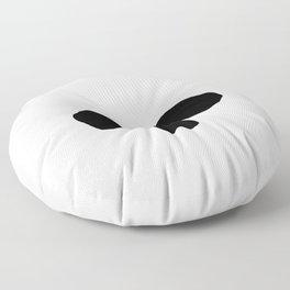 Skull eyes Floor Pillow