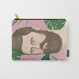 Man plants and cigarettes Carry-All Pouch