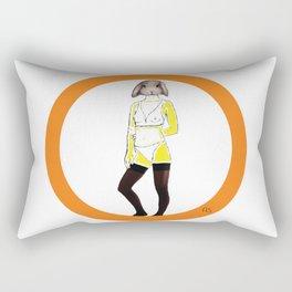 Baby K Rectangular Pillow