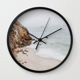 coast ii / malibu, california Wall Clock