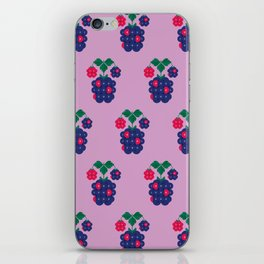 Fruit: Blackberry iPhone Skin